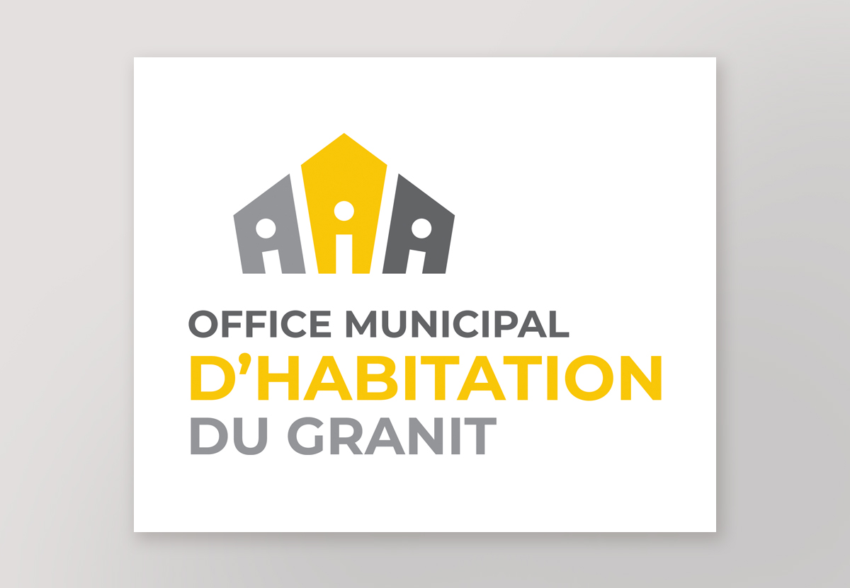 logo Office municipal habitation Granit