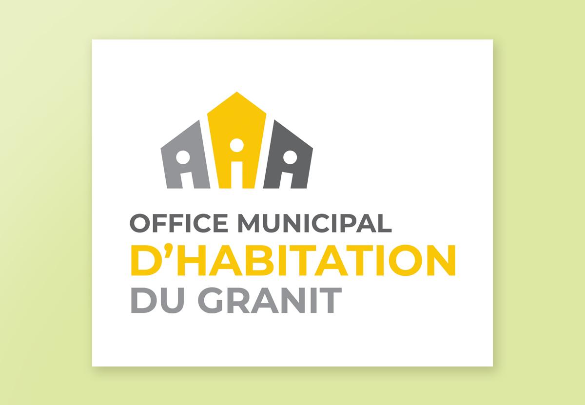 Logo Office municipal habitation du Granit