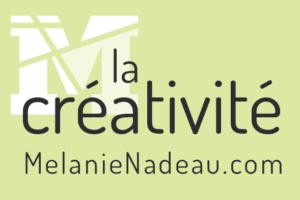 Logo M la créativité